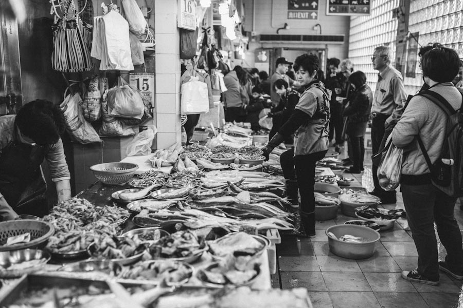 Aberdeen fishing village hong kong island halfdazed