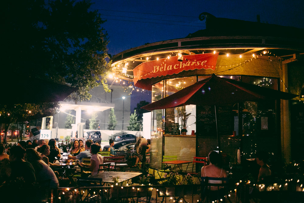 Delachaise Wine Bar New Orleans