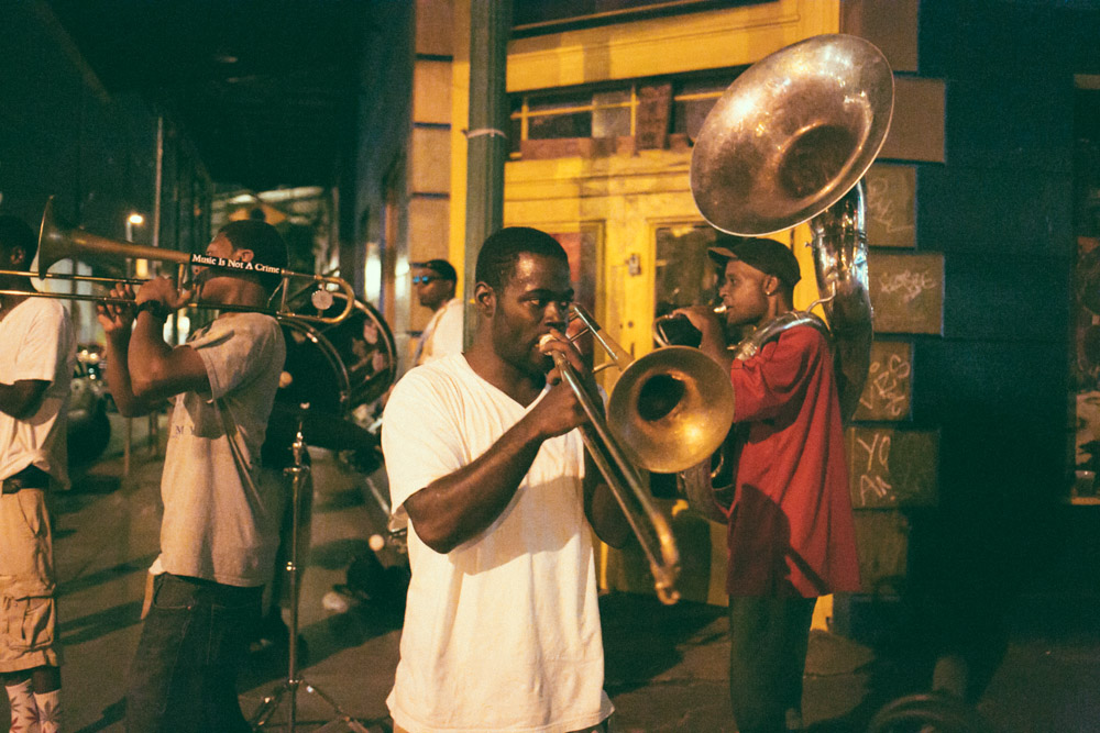 new orleans jazz frenchmen street