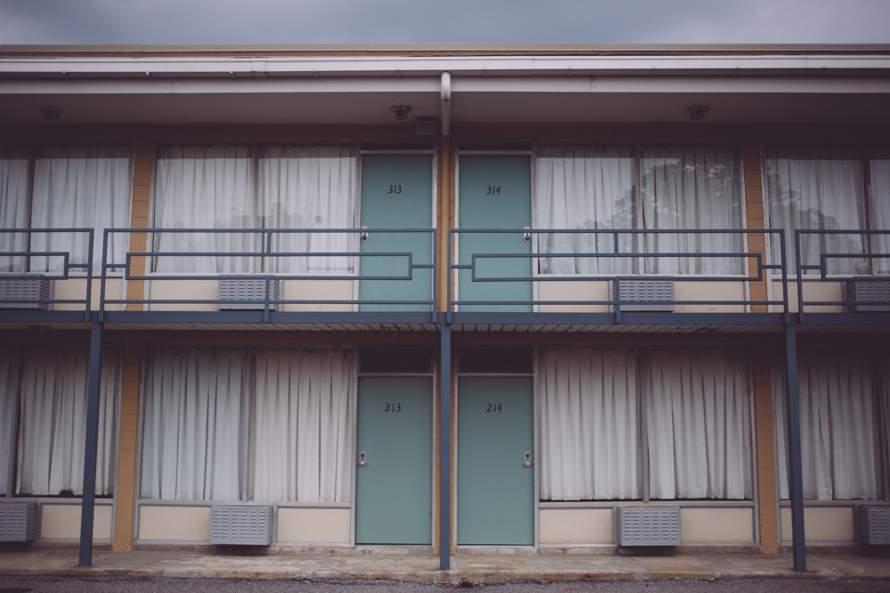 lorraine motel memphis martin luther king jr.
